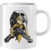 Blind Gonz Skull & Banana Mug