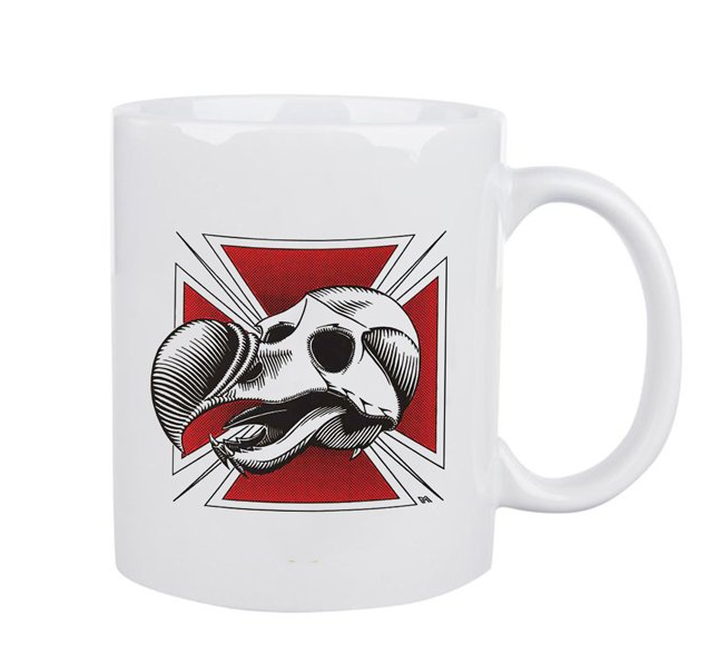 Blind Lee Dodo Skull Mug