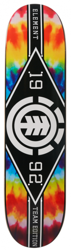 "Element Tye Dye Major League 8"" Deck"