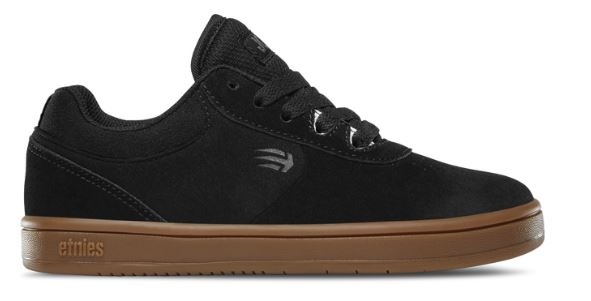 Etnies Joslin Kids Black/Gum Shoes