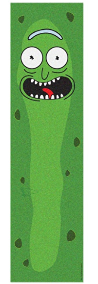 Primitive x Rick and Morty Pickle Rick Griptape
