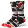 Stance Socks - Blazers Acid Wash