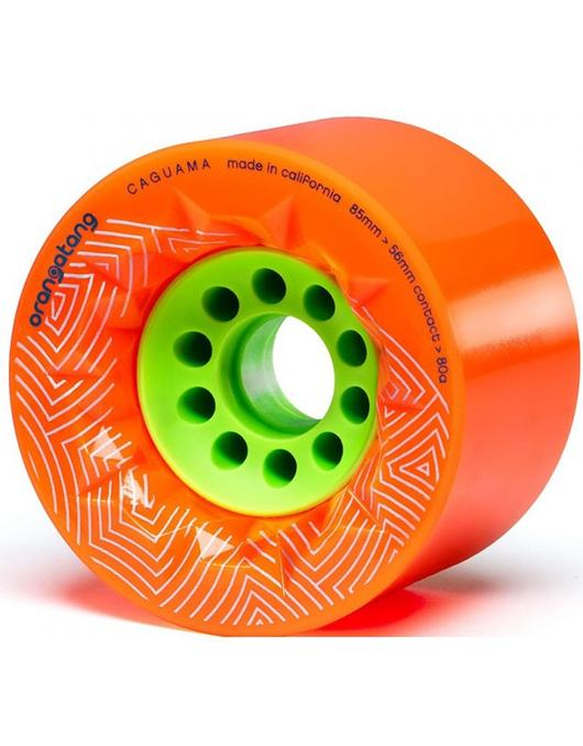Orangatang Caguama 85mm x 80a Wheels
