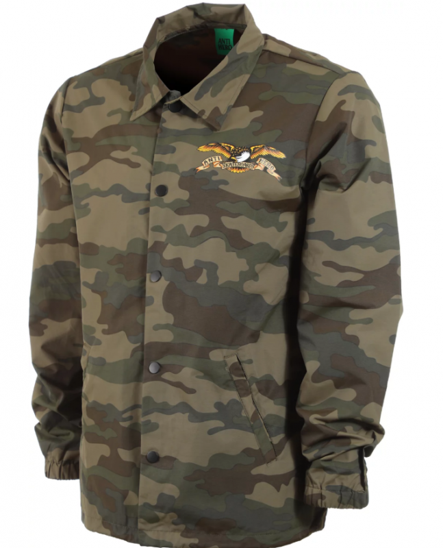 Anti Hero Stock Eagle Camo Jacket