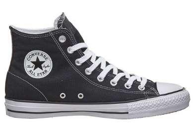 Converse CTAS Pro High Canvas Black/White Shoes
