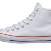 Converse CTAS Pro High Canvas White-Red Shoes1