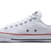Converse CTAS Pro Low Canvas White-Red Shoes1