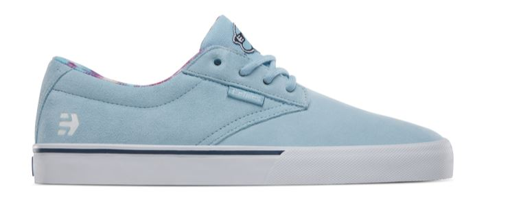 Etnies Jameson x Happy Hour Light Blue Shoes