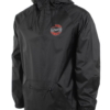 Spitfire Flying Classic Black/Red Anorak Jacket