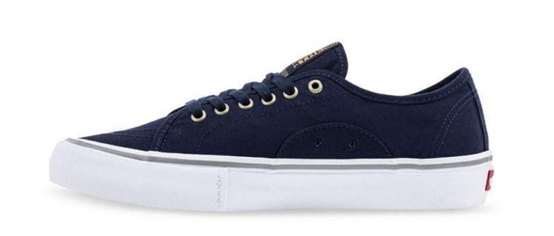 66b36c2cfa The product is already in the wishlist! Browse Wishlist · Vans x  Independent AV Classic Pro 2 Dress Blue Shoes