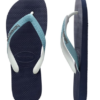 Havaianas Men's Top Mix Navy Blue/Mineral Blue Thongs