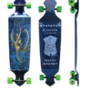 "Kahuna Creations Seeker Drop Deck 43"" Complete"