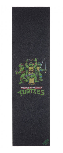 "Mob x Teenage Mutant Ninja Turtles #1 9"" Griptape"