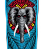 "Powell Peralta Mike Vallely Elephant Blue 10"" Deck"