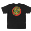 Santa Cruz x Teenage Mutant Ninja Turtles Black Youth Tee1