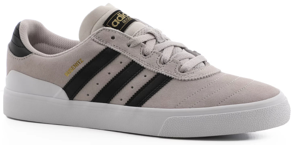 Adidas Busenitz Vulc Crystal WhiteCore BlackWhite Shoes