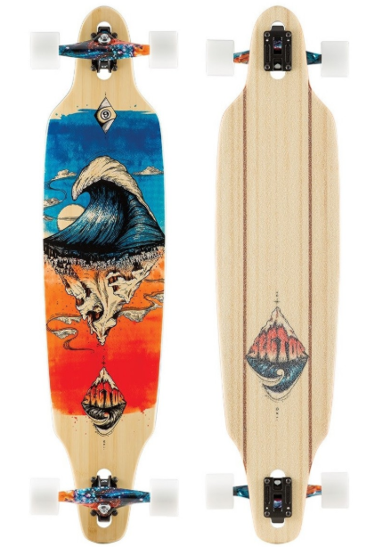 """Sector 9 Pinnacle Lookout 41.125"""" Complete"""