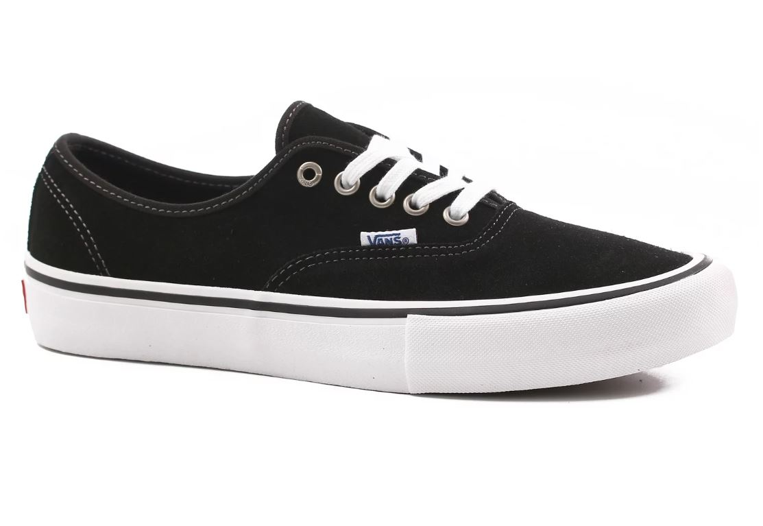 Vans Authentic Pro Black-White