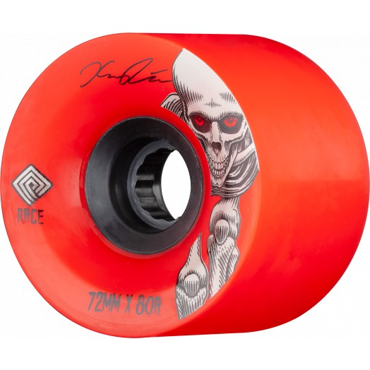 Powell Peralta Kevin Reimer 72mm x 80a Race/Freeride Wheels