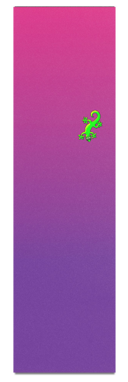 Grizzly Lizard Passion Purple Griptape
