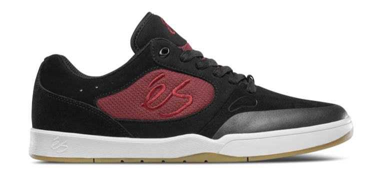 éS Swift 1.5 Black/Red Shoes