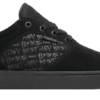 Emerica Figgy Dose x Baker Black/Black Shoes