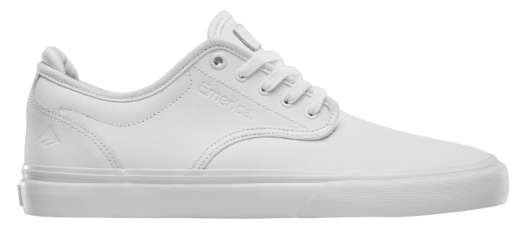 Emerica Wino G6 x Baker White/White Shoes
