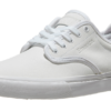 Emerica Wino G6 x Baker White-White Shoes