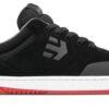 Etnies Marana Black/White/Red Shoes