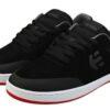 Etnies Marana Black-White-Red Shoes1