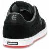 Etnies Marana Black-White-Red Shoes2