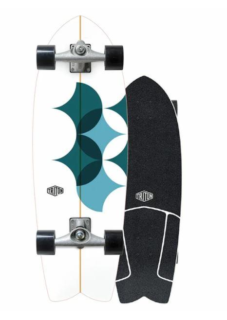 "Carver Triton Astral 29"" Surfskate Complete"