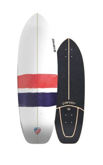 "Carver USA Thruster 32.25"" Deck"