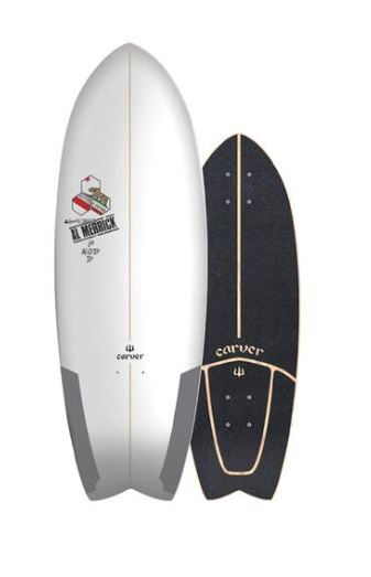 "Carver x Channel Islands Pod Mod 29.25"" Deck"