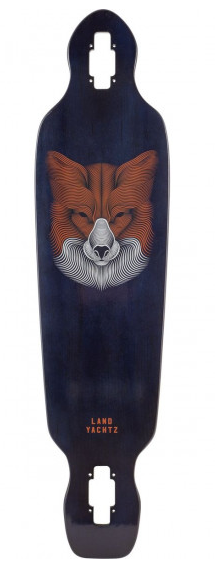 "Landyachtz Battle Axe 38"" Fox Deck"