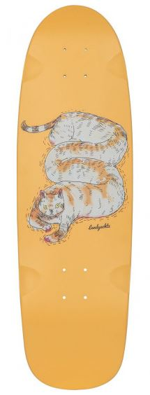 "Landyachtz Tugboat Chill Cat 30"" Cruiser - Deck Only"