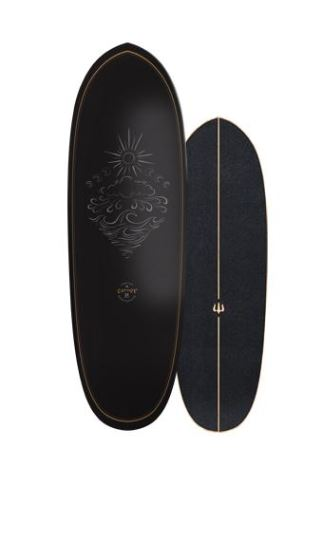 "Lost x Carver Origin 31.5"" Deck"