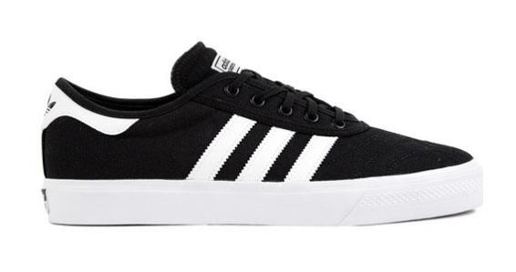 Adidas Adi-Ease Premiere Canvas Black/White Shoes