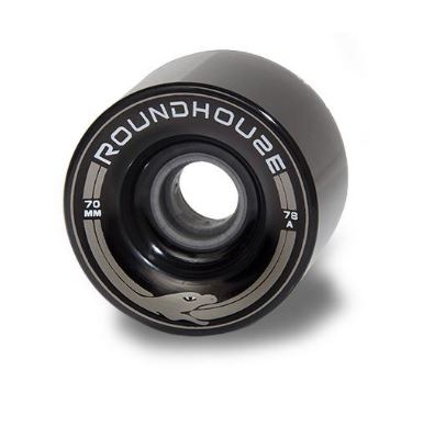 Carver Roundhouse 70mm x 78a Smoke Mag Wheels