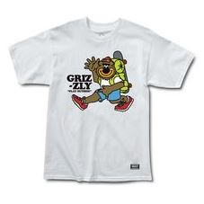 Grizzly Griptape Mile High Heather Youth Tee