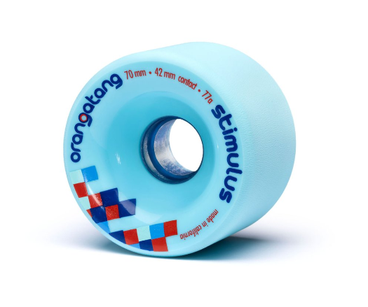 Orangatang Stimulus 70mm x 77a Wheels