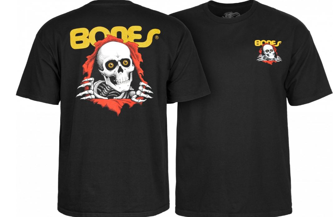 Powell Peralta Ripper Black Youth Tee