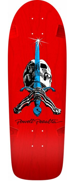 Powell Peralta Rodriguez OG Red 10″ Deck