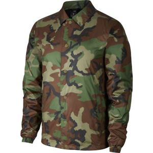 Nike SB Shield Camo Coaches Jacket