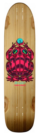"Powell Peralta Byron Essert Mini Frog 37.03"" Deck"