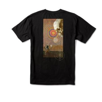 Primitive Spirit Plain Black Tee