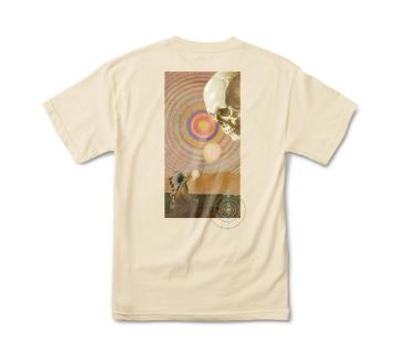 Primitive Spirit Plain Cream Tee