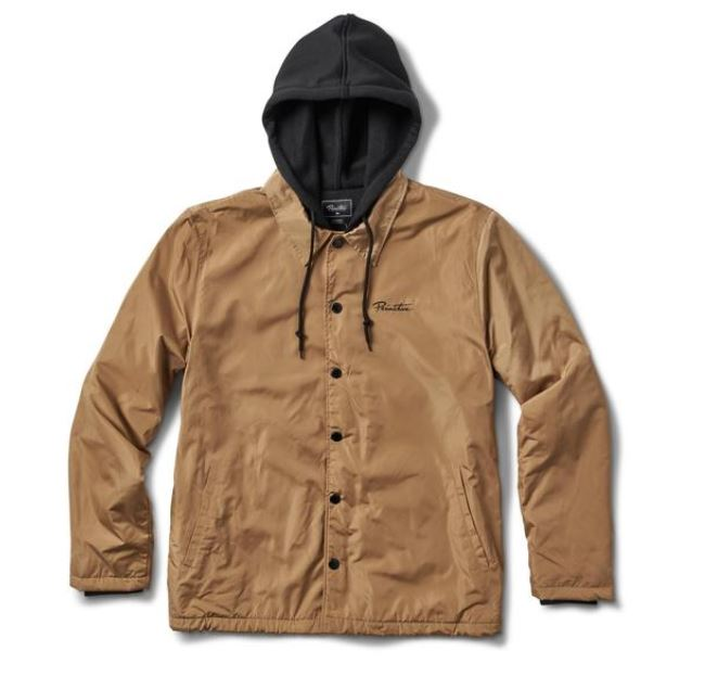Primitive Two-Fer Coach Camel Jacket