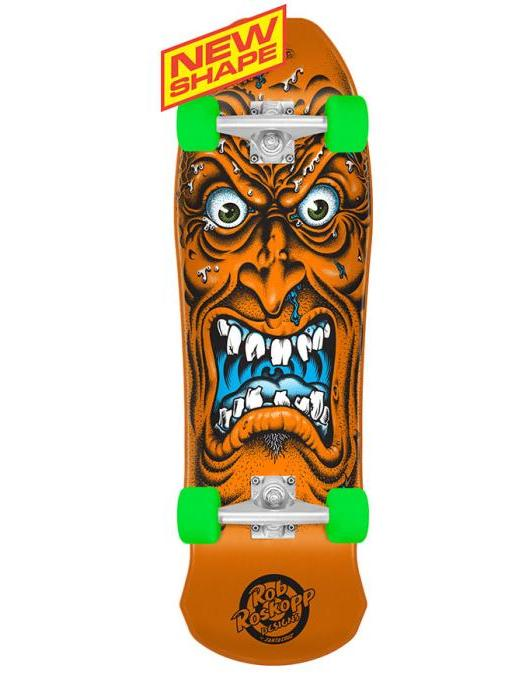 Santa Cruz Roskopp Face Mini 80s Cruiser Complete