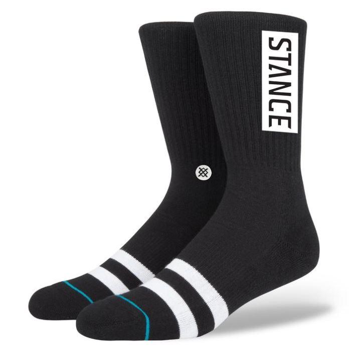 Stance Socks - OG Black